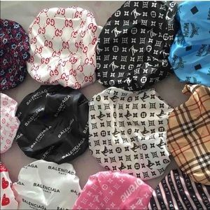 Designer bonnets & Durags